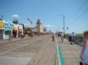 new jersey shore boardwalk